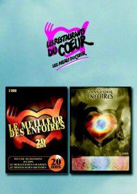 Cover Les Enfoirés - Le meilleur des Enfoirés - 20 ans / 2011: Dans l'oeil des Enfoirés [DVD]